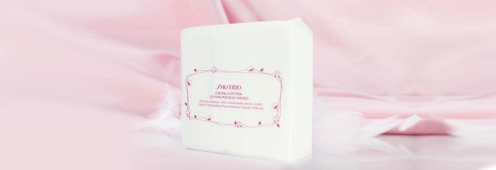 Shiseido Facial Cotton (165 Sheets)