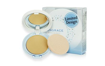 Sungrace White UV Pact Limited Design SPF18 PA++ #O2 12g