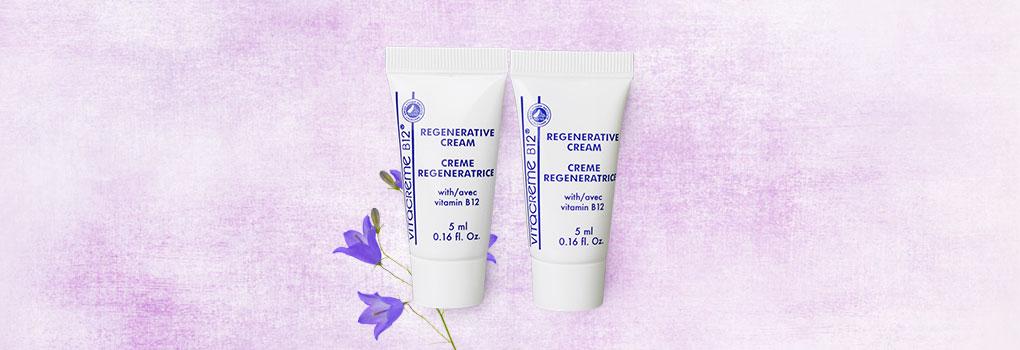 [แพ็คคู่] VITACREME B12 Regenerative Cream [5ml x 2pcs]
