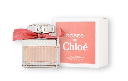 Chloe Roses De Chloe Eau De Toilette 50ml