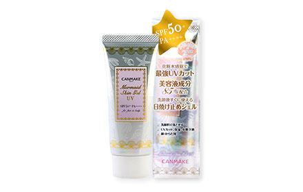 Canmake Mermaid Skin Gel UV SPF50/PA++++ 40g #01