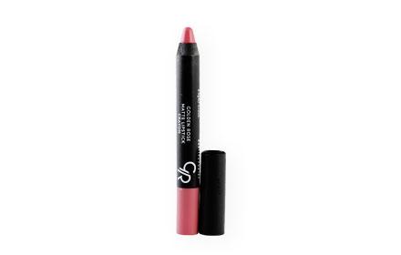 Golden Rose Matte Lipstick Crayon 3.5g #12