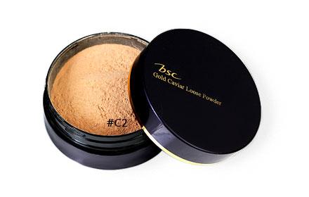 BSC Bio Perfect Gold Caviar Loose Powder 17g #C2