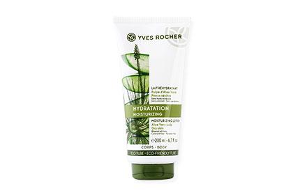 Yves Rocher Hydratation Moisturizing Lotion 200ml #Aloe Vera Pulp