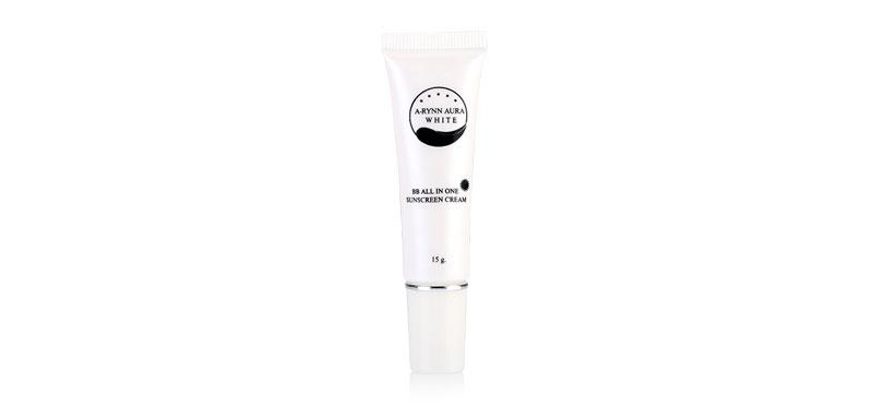 A-RYNN Aura White BB All In One Sunscreen Cream 15g