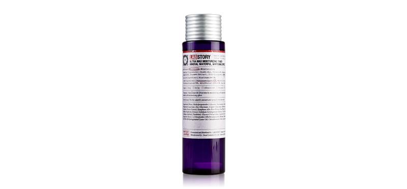 Labstory Ultra Max Moisturizing Toner Mineral Waterful Whitening Effect 150ml