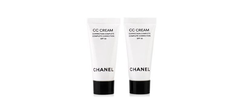 [แพ็คคู่] Chanel Complete Correction CC Cream SPF50 #10 Beige [5ml x 2pcs]