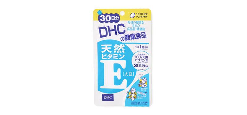 DHC-Supplement Natural Vitamin E Supplement 30 Days