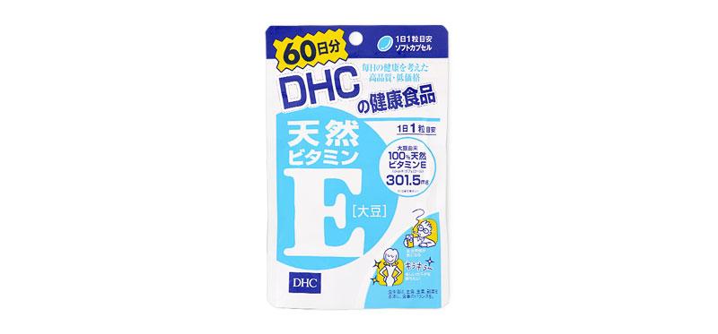 DHC-Supplement Natural Vitamin E Supplement 60 Days