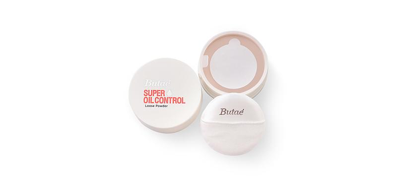 Butae Super Oil Control Loose Powder 20g #01 Pale Natural