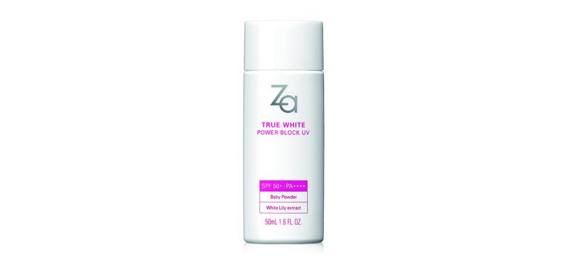 Za True White EX Power Block UV SPF50+ PA++++ For  Face & Body 50ml #40596