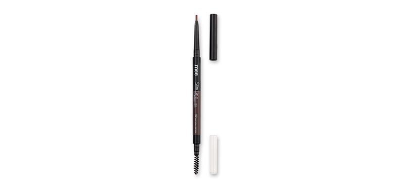 Mee Slim Line Auto Eyebrow Pencil 1.5mm. #02 Natural Brown