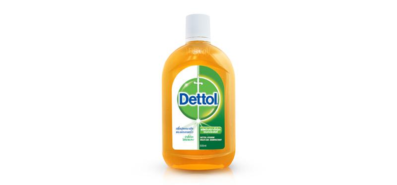 Dettol Hygiene Liquid 500ml