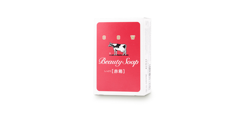 COW Soap Moisture 100g (Red Box)