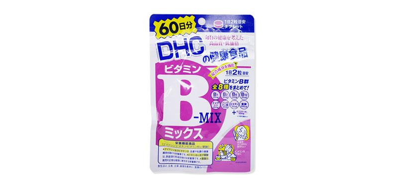 DHC-Supplement Vitamin B-mix 60 Days