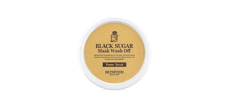 Skinfood Black Sugar Mask Wash off 100g
