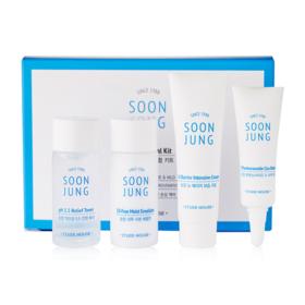 ฟรี!  Etude House Soon Jung Trial Kit Set 4 Items  (1 ชิ้น / 1 ออเดอร์) เมื่อช้อปสินค้า Etude House ครบ 2000.-