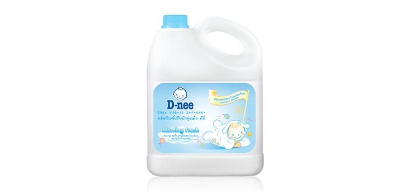 D-nee Baby Fabric Softener 3000ml #Blue
