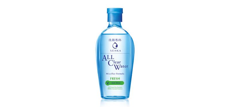 Senka All Clear Water Micellar-Fresh 230ml