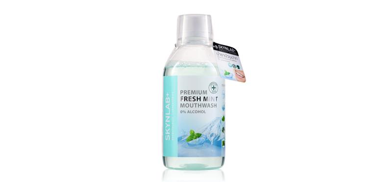 Skynlab Premium Fresh Mint Mouthwash 250ml