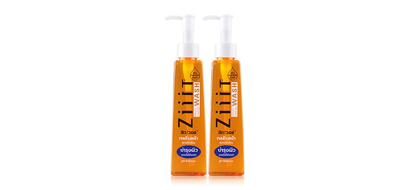 [แพ็คคู่] ZiiiT Wash Mild Facial Wash pH Balance [200ml x 2pcs]