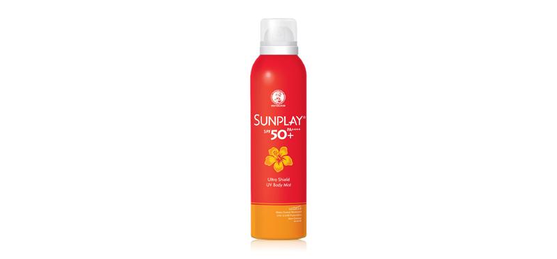 Sunplay UV Body Mist Sunblock/Sunscreen Solarex-3 SPF50+/PA+++ 165ml