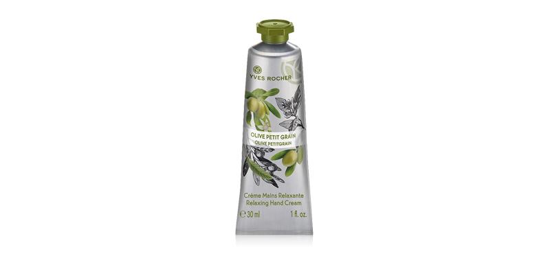 Yves Rocher Relaxing Hand Cream Olive Lemongrass 30ml