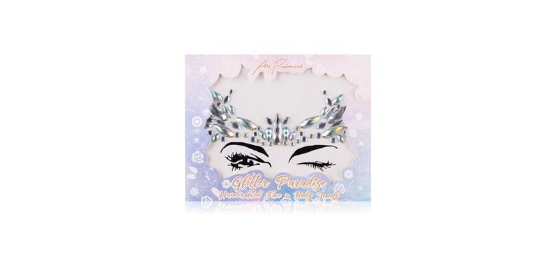 Ary Professional Glitter Paradise Face Gem #04
