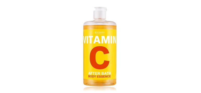 Beauty Buffet Scentio Vitamin C After Bath Body Essence 450ml