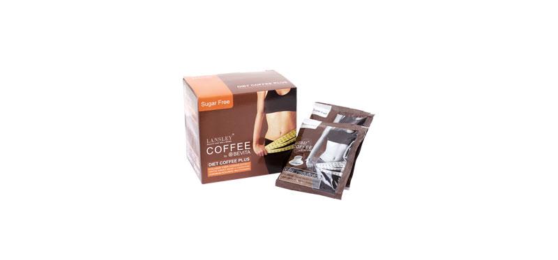 Beauty Buffet Lansley Diet Coffee Plus 10pcs (ฺBox)