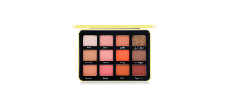 ODBO Oops! Cutest Collection Eyeshadow Palette 14g OD212 #01