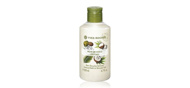 Yves Rocher Sensual Coconut Shower Gel 200ml
