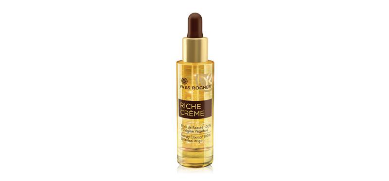 Yves Rocher Riche Cream Beauty Elixir 100% Botanical 30ml