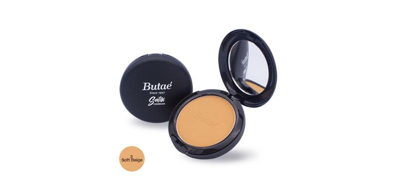 Butae Satin Coverage Powder 13g #3 Soft Beige
