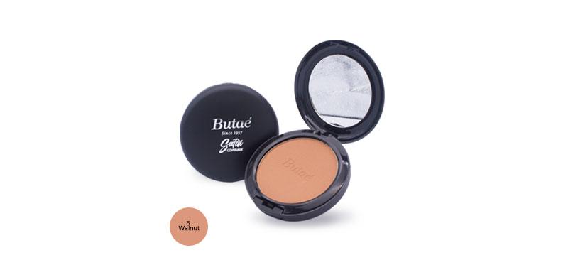 Butae Satin Coverage Powder 13g #5 Walnut