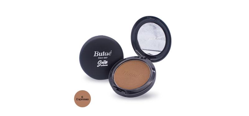 Butae Satin Coverage Powder 13g #6 Espresso