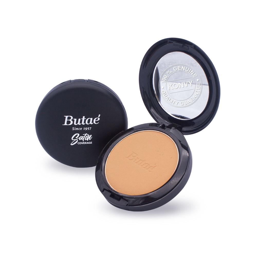 Butae Satin Coverage Powder 13g #4 Golden Brown