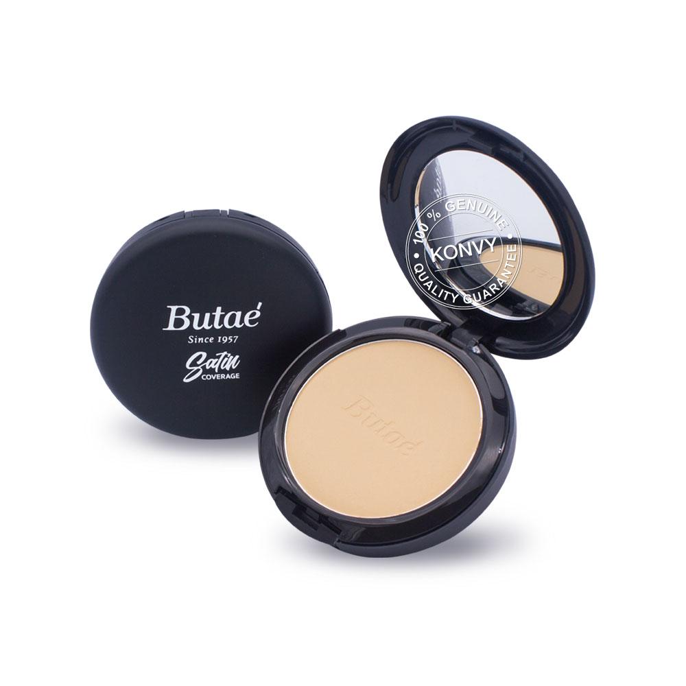 Butae Satin Coverage Powder 13g #2 Pale Natural