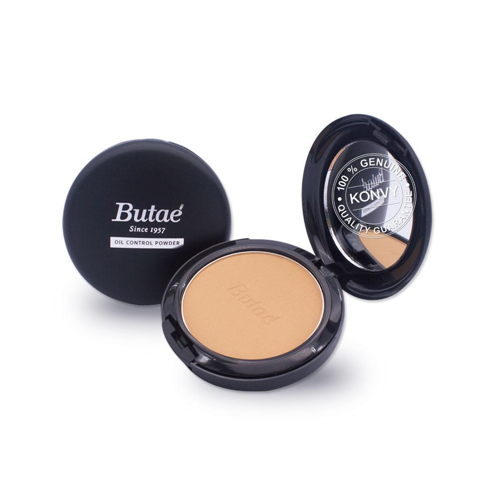 Butae Oil Control Powder 17g #4 Golden Brown