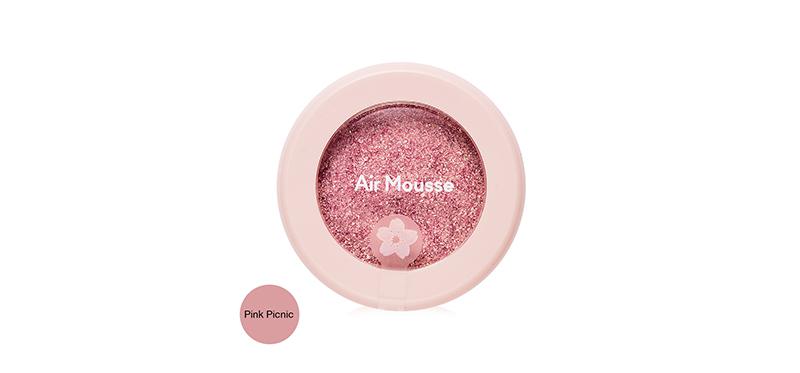 Etude House Air Mousse Eyes 1.5g #PK002 Pink Picnic