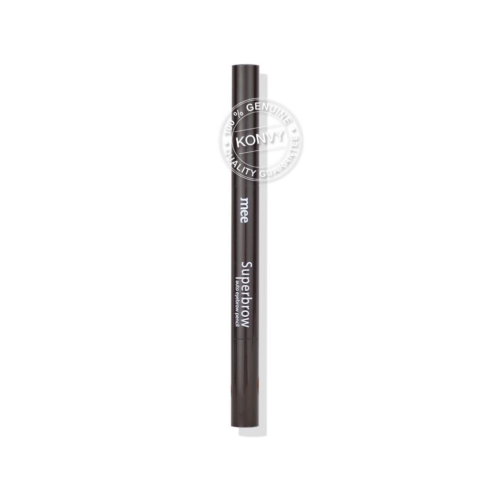 Mee Superbrow Auto Eyebrow Pencil  # 01 Dark Brown