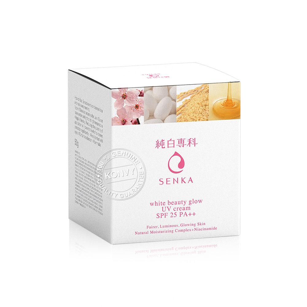 Senka White Beauty Glow UV Cream 50g