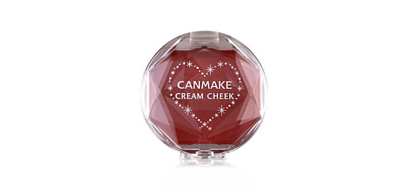 Canmake Cream Cheek  2.3g #16 Almond Terracotta