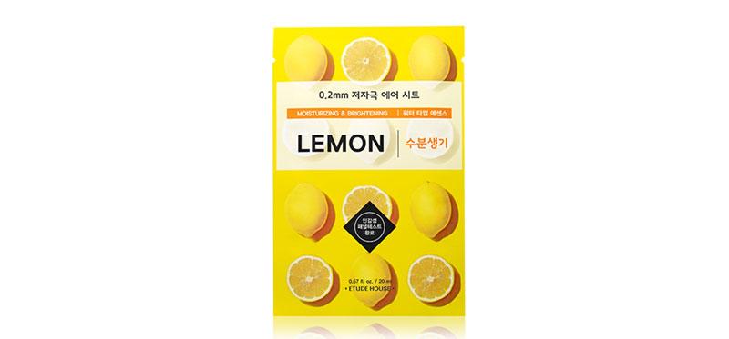 Etude House Therapy Airmask Lemon 20ml