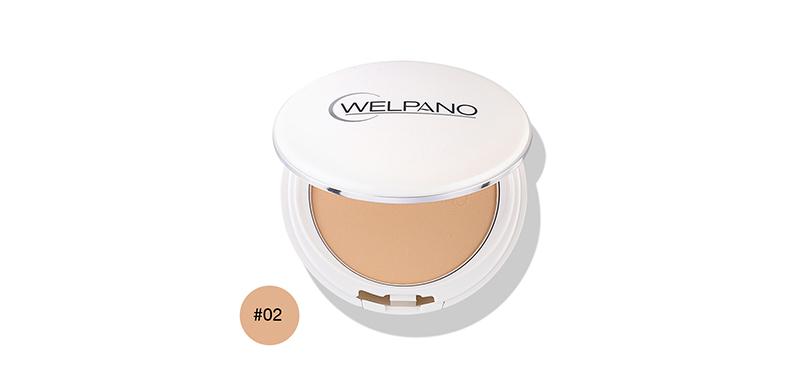 Welpano Extra Mild Natural Perfect Powder 12g #02