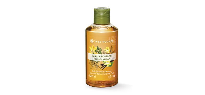 Yves Rocher Sensual Vanilla Shower Gel 200ml