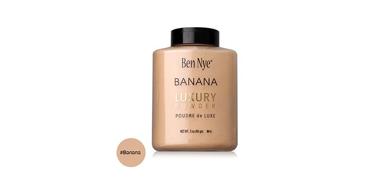 Ben Nye Bella Luxury Powder #Banana 85g
