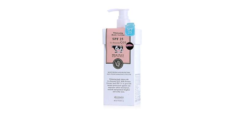 Beauty Buffet Scentio Milk Plus Body Lotion Extra SPF25 250ml