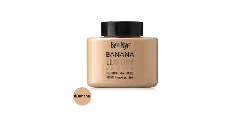 Ben Nye Luxury Powder 42g #Banana