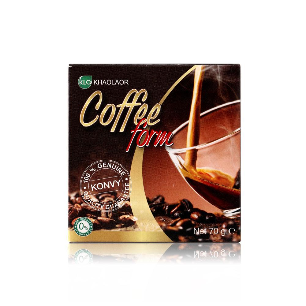 Khaolaor Coffee Form 10 Sachets